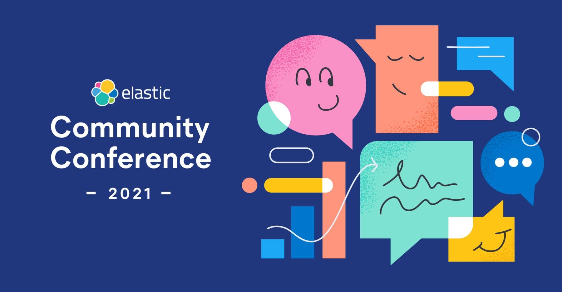 Elastic Community Conference logo